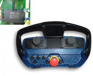 Dálkové ovládání hydraulické ruky