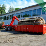 nosič kontejnerů Bigab 8-12