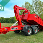 traktorové nosiče kontejnerů Bigab 12-15 G2