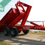 traktorový nosič kontejnerů
